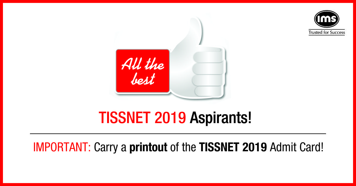 Get a detailed analysis of TISSNET 2019 test structure, section-wise