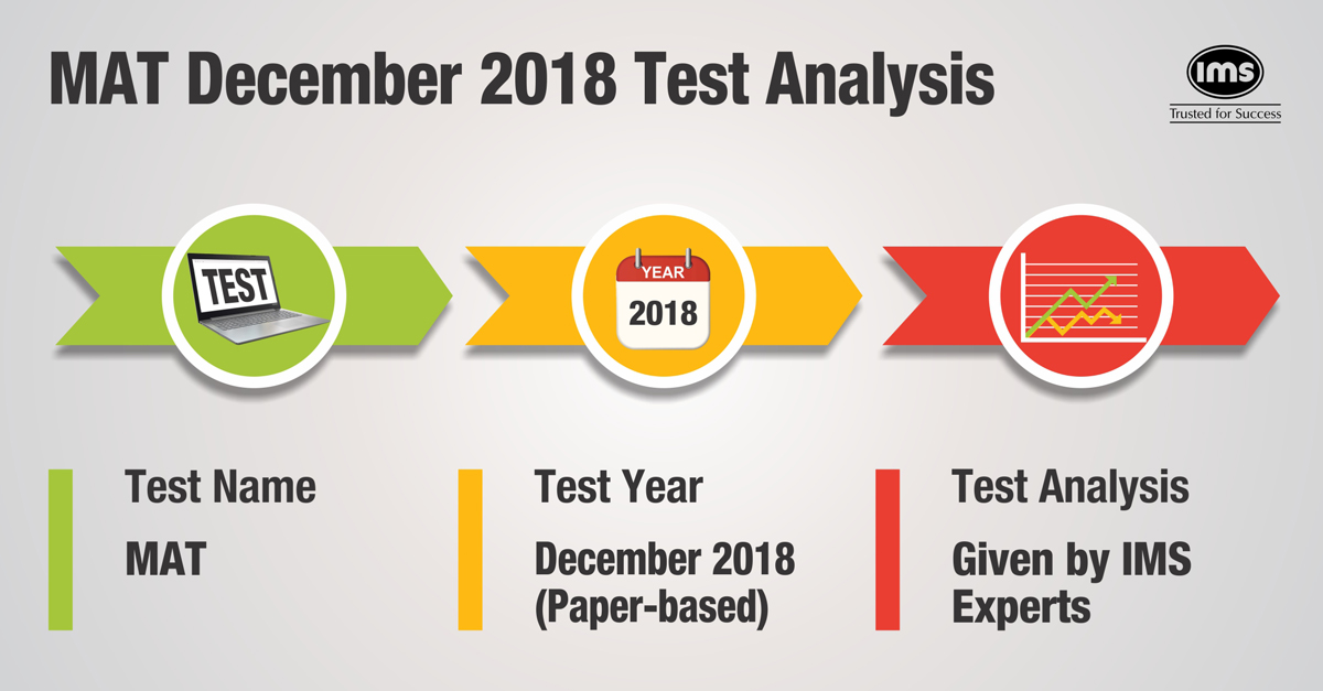 Know everything about MAT December 2017 exam structure