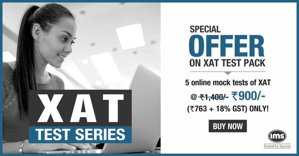 Comprehensive XAT 2019 preparation material with XAT mock