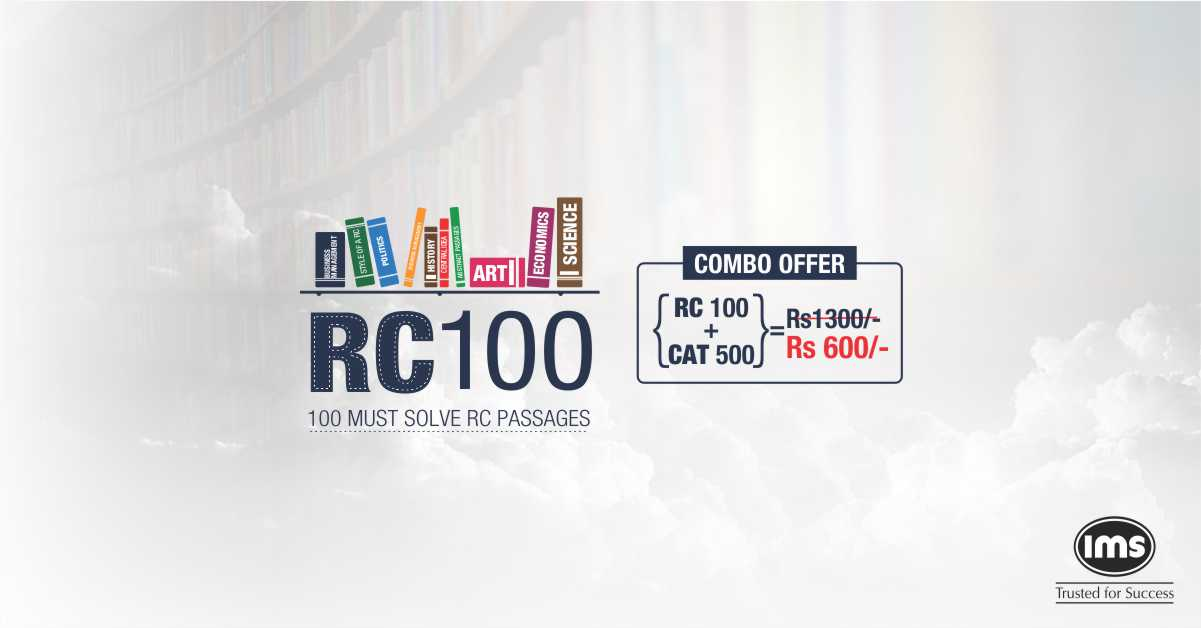 RC 100 - A one-of-a-kind book with 100 RC passages and 400